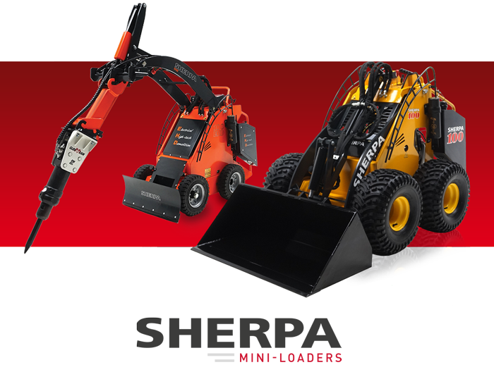 Sherpa Mini Loaders
