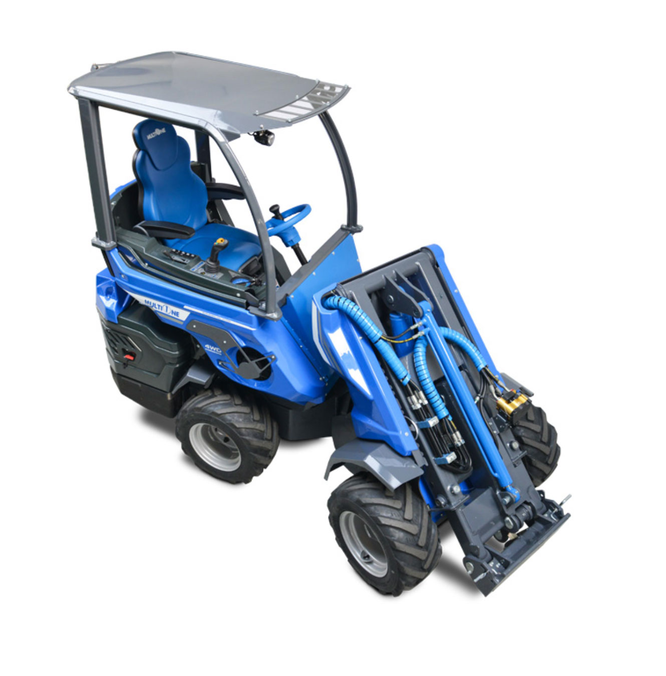 MultiOne SD Series rear seated loader