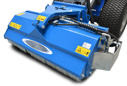 Flail Mower for compact loader