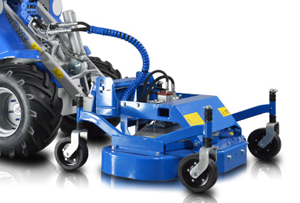 MultiOne Lawn Mower for Mini loader
