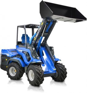 multione telescopic mini utility loader