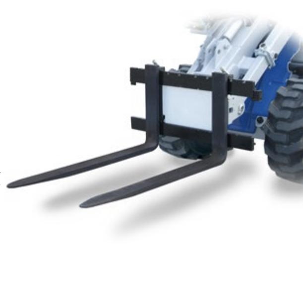 MultiOne Pallet Forks for Compact Mini Loader